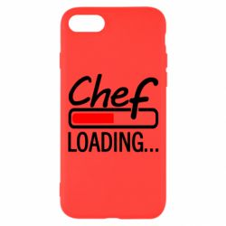 Чехол для iPhone 7 Chef loading