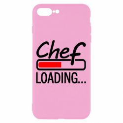 Чехол для iPhone 7 Plus Chef loading