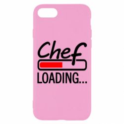 Чехол для iPhone 8 Chef loading