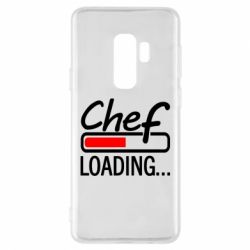 Чехол для Samsung S9+ Chef loading