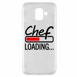 Чехол для Samsung A6 2018 Chef loading