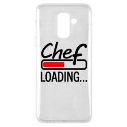 Чехол для Samsung A6+ 2018 Chef loading
