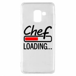 Чехол для Samsung A8 2018 Chef loading