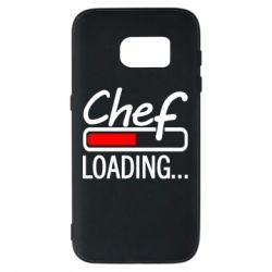 Чехол для Samsung S7 Chef loading