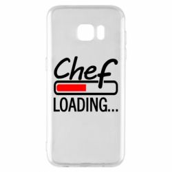 Чехол для Samsung S7 EDGE Chef loading