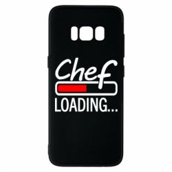 Чехол для Samsung S8 Chef loading