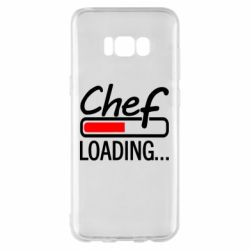 Чехол для Samsung S8+ Chef loading