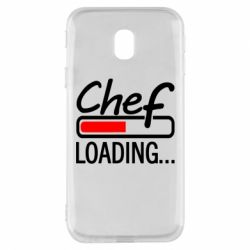 Чехол для Samsung J3 2017 Chef loading