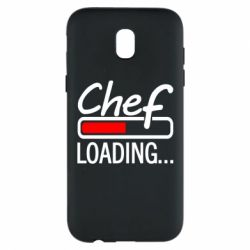 Чехол для Samsung J5 2017 Chef loading