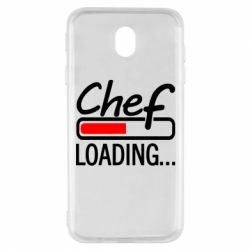 Чехол для Samsung J7 2017 Chef loading