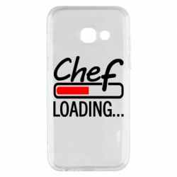 Чехол для Samsung A3 2017 Chef loading