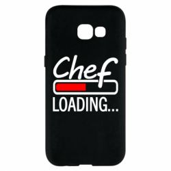 Чехол для Samsung A5 2017 Chef loading