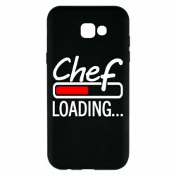 Чехол для Samsung A7 2017 Chef loading