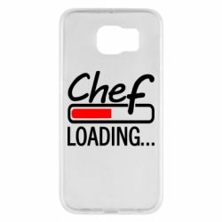 Чехол для Samsung S6 Chef loading