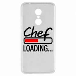 Чехол для Xiaomi Redmi 5 Chef loading