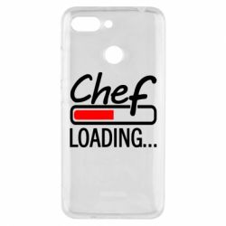 Чехол для Xiaomi Redmi 6 Chef loading