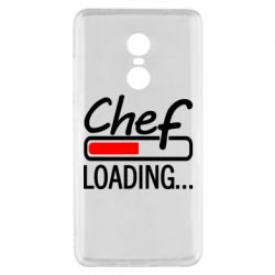 Чехол для Xiaomi Redmi Note 4x Chef loading