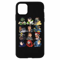 Чохол для iPhone 11 Apex legends heroes