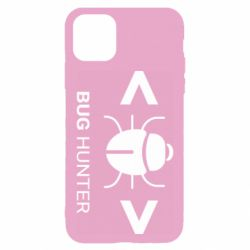 Чохол для iPhone 11 Bug Hunter