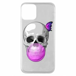 Чохол для iPhone 11 Butterfly on the skull