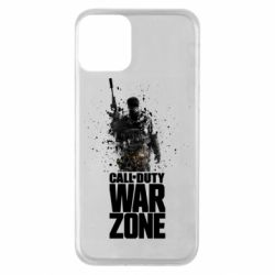 Чехол для iPhone 11 COD Warzone Splash