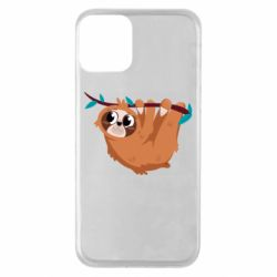 Чохол для iPhone 11 Cute sloth