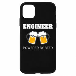 Чохол для iPhone 11 Engineer Powered By Beer