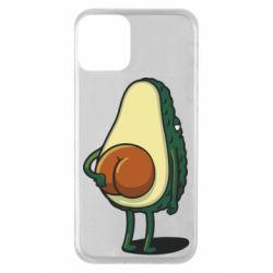 Чохол для iPhone 11 Funny avocado