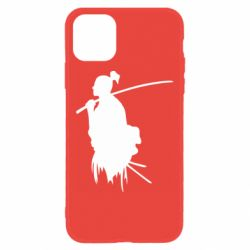 Чохол для iPhone 11 Ghost Of Tsushima Silhouette
