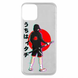 Чохол для iPhone 11 Itachi in modern clothes
