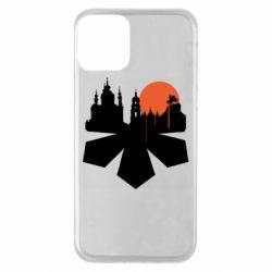 Чохол для iPhone 11 Kiev city of chestnuts