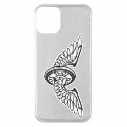 Чохол для iPhone 11 Колесо та крила