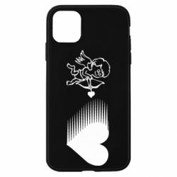 Чехол для iPhone 11 Купидон