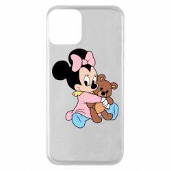 Чохол для iPhone 11 Minnie And Bear