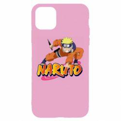 Чохол для iPhone 11 Naruto with logo