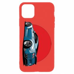 Чехол для iPhone 11 Nissan GR-R Japan