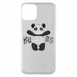 Чехол для iPhone 11 Panda hugs