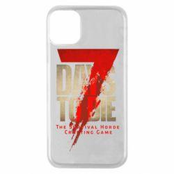 Чохол для iPhone 11 Pro 7 Days To Die
