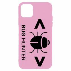 Чохол для iPhone 11 Pro Bug Hunter