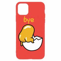 Чохол для iPhone 11 Pro Bye