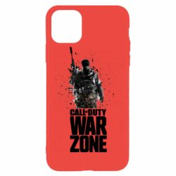 Чехол для iPhone 11 Pro COD Warzone Splash