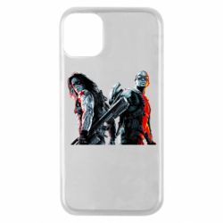 Чохол для iPhone 11 Pro Falcon and Winter Soldier