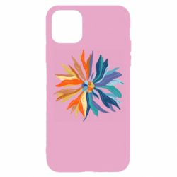 Чохол для iPhone 11 Pro Flower coat of arms of Ukraine