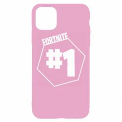 Чохол для iPhone 11 Pro Fortnight number 1