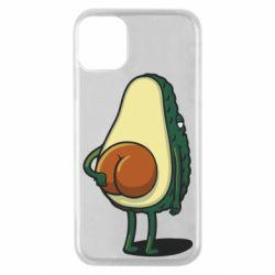 Чохол для iPhone 11 Pro Funny avocado