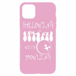 Чохол для iPhone 11 Pro Hallowing with Bowling
