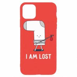 Чохол для iPhone 11 Pro I am lost