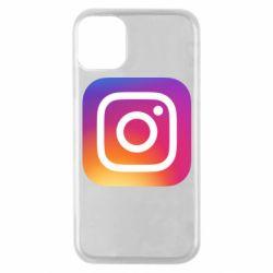 Чохол для iPhone 11 Pro Instagram Logo Gradient