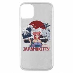 Чохол для iPhone 11 Pro Japan Kitty