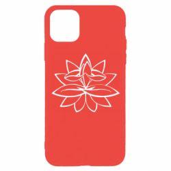 Чохол для iPhone 11 Pro Lotus yoga